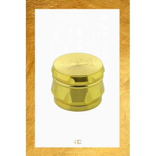 Gold Crest Grinder by GOLDEN CROWN