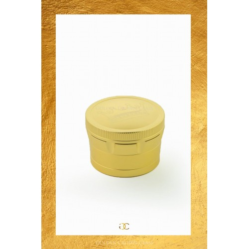 Goldmine Charcoal Grinder by GOLDEN CROWN