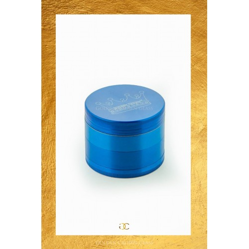 Royal Blue Grinder by GOLDEN CROWN