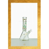 "The Herb Diamond Waterpipe 12"" by GOLDEN CROWN"